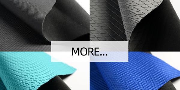 SBR压纹防滑材料是怎样制作而成的?