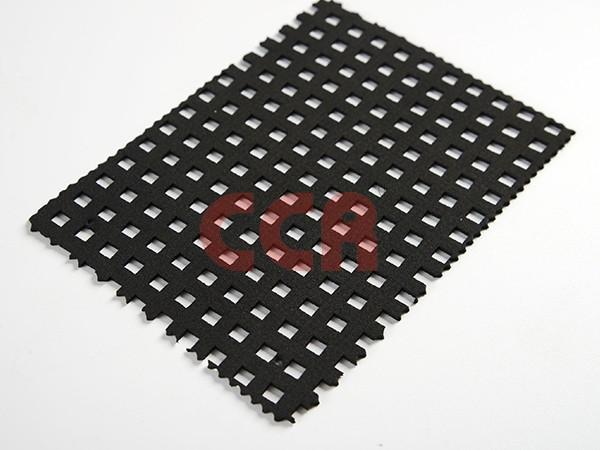 黑色CR方形冲孔